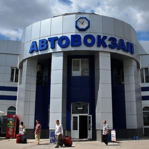 Автовокзалы Ижевска