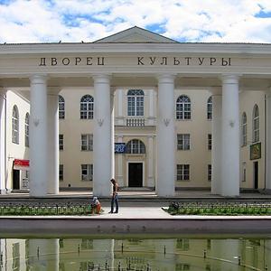 Дворцы и дома культуры Ижевска