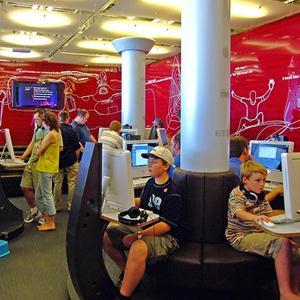 Интернет-кафе Ижевска