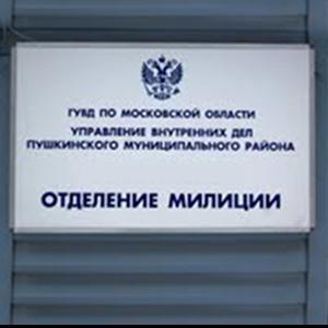 Отделения полиции Ижевска