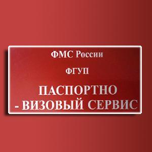 Паспортно-визовые службы Ижевска