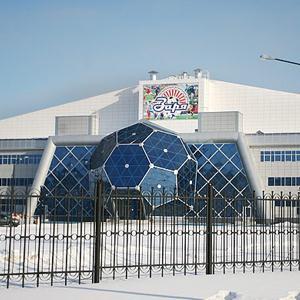 Спортивные комплексы Ижевска