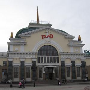Железнодорожные вокзалы Ижевска